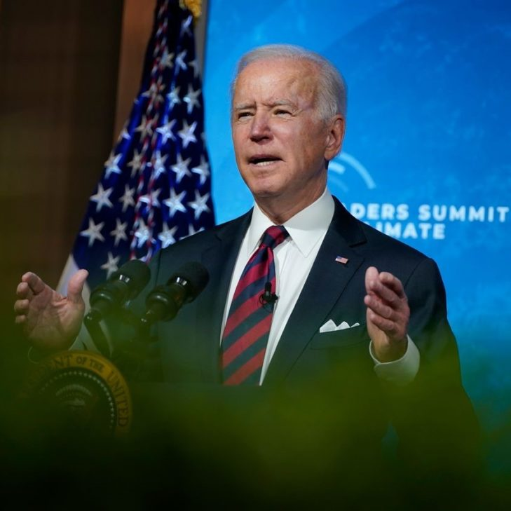 Soon after Rejoining Paris Agreement, Biden convenes World Leaders for Earth Day